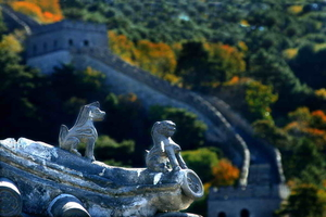Beijing Private Day Tour: Great Wall at Mutianyu+798 Art Zone