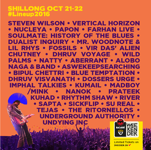 A Five-Day Itinerary For Music Lovers Visiting The City Of Rock, Shillong, For NH7 Weekender