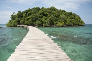 This couple bought a private island for less than your Honda City