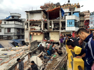 Nepal Earthquake: Here's How You Can Help