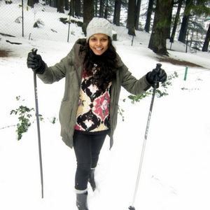 Renuka Darshyamkar Travel Blogger