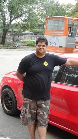 santosh rao Travel Blogger