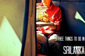 5 Free Things to do in Sri Lanka