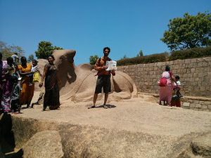 An economical trip to Mahabalipuram & Pondicherry
