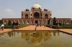 Humayun's Tomb-Delhi