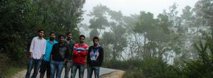 Navaneeth P Dileep Travel Blogger