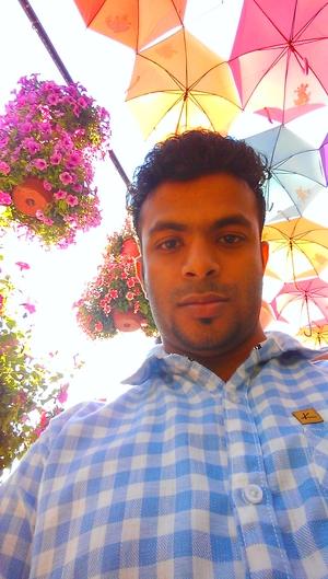 sabin k.ravi Travel Blogger