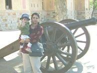 Aparna Parinam Travel Blogger