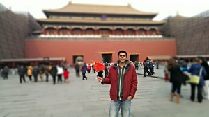 Mohamed Khalid Travel Blogger