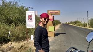 Lav Travel Blogger