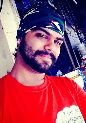 Raj Soni Travel Blogger
