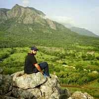 Anjanjot Singh Travel Blogger