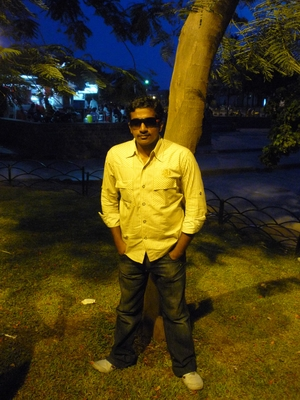 Kiran Varma Travel Blogger