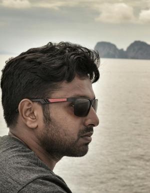 Subin Revi Travel Blogger