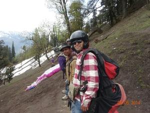 Mayank Jaiswal Travel Blogger