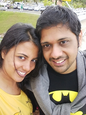 Dhrupad Vaghani Travel Blogger
