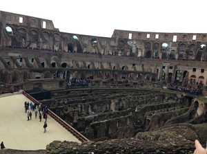 Rome: living in ancient times