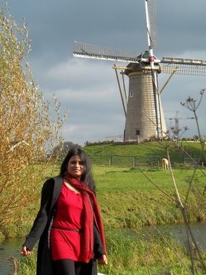 Rageshree Niyogi Travel Blogger