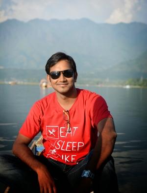 vishnu goyal Travel Blogger