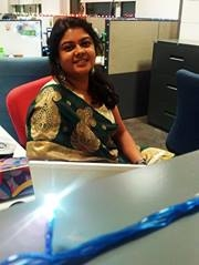 Swathi Bhat Travel Blogger