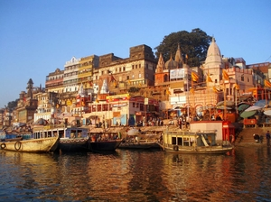 The Holy City Of Varanasi!