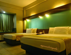 Great Stay: Microtel by Wyndham- Luisita, Tarlac