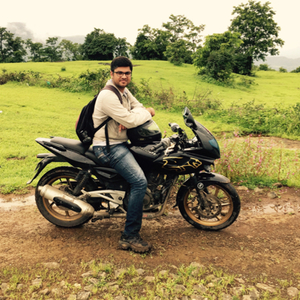 Jaidev Lohia Travel Blogger