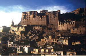 Amazing Ladakh By Air