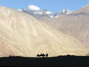 Srinagar - Leh Road Trip
