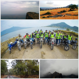 Naneghat - Bike ride to the hill-town of Maharashtra