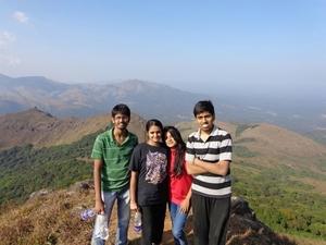 Tadiyandamol trek - Honey Valley Route