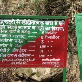 Dodi Tal and Darwa Pass – A 4 day Trek