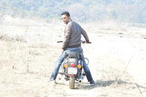 Gourav bhat Travel Blogger