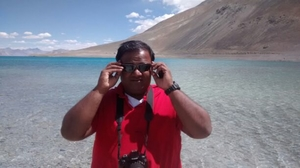 Ganesh  Samy Travel Blogger