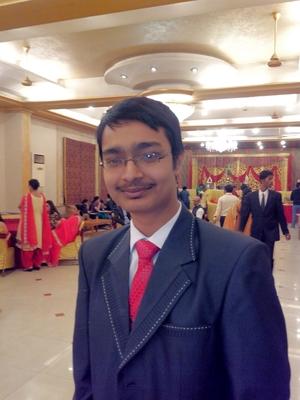 Shivam Aditya Prasad Travel Blogger
