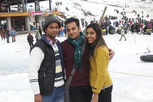 Jai Vaishnav Travel Blogger