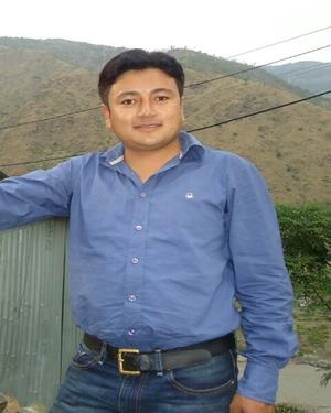 Rajender Mathas Travel Blogger