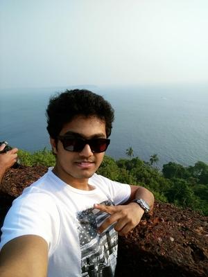 Rakshith Anand Travel Blogger