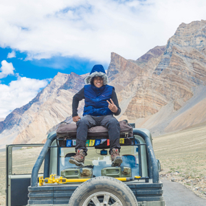 Sayan Nath Travel Blogger