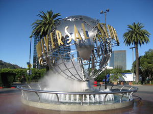 A day at Universal Studio, Hollywood