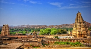 Hampi : A forgotten Kingdom