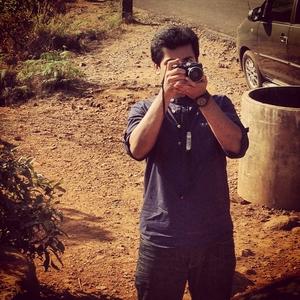 Krithik Suresh  Travel Blogger