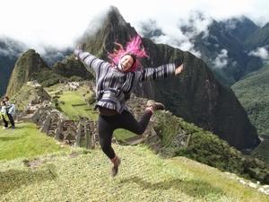 The Stunning Machu Picchu Old City