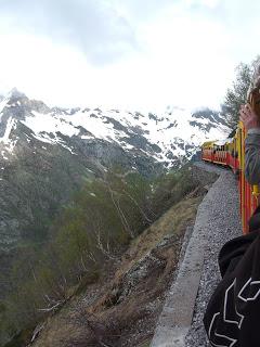 Le Petite Train D'Artouste, France