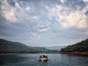 Lakeside Camping and Jungle Trek at Vasota
