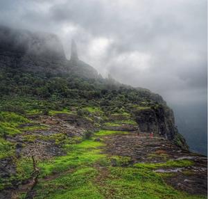 Let's go trekking In Maharashtra