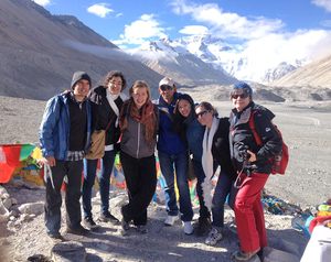 8 Days Lhasa to Everest Base Camp Classic Tour
