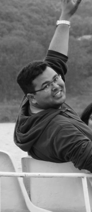 Mukul Rawat Travel Blogger