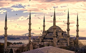 Classical walking tour in istanbul
