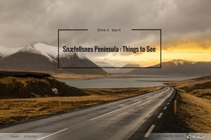 Snaefellsnes Peninsula : Things To See